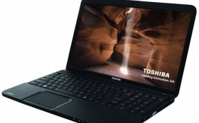 Обзор Toshiba Satellite C850