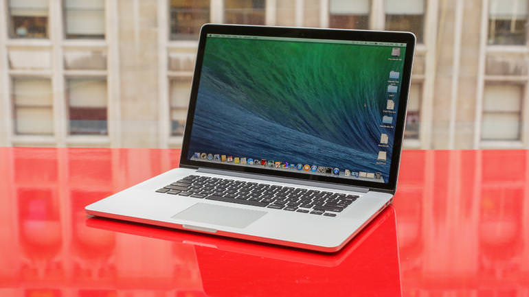 Apple MacBook Pro 15 Retina Mid 2014
