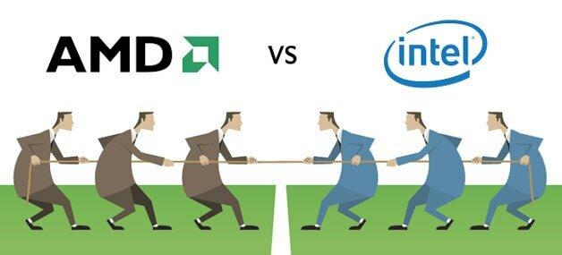 Что лучше Intel vs Amd