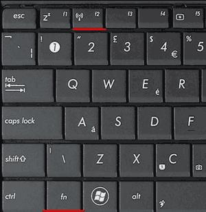 Как сделать ноутбук wifi раздающим 894
