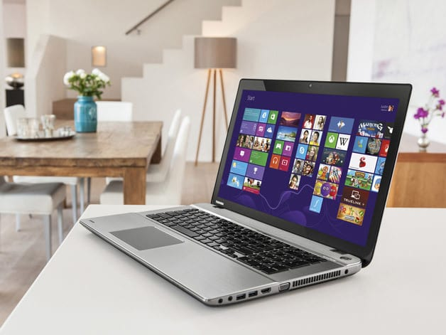 Toshiba Satellite P70
